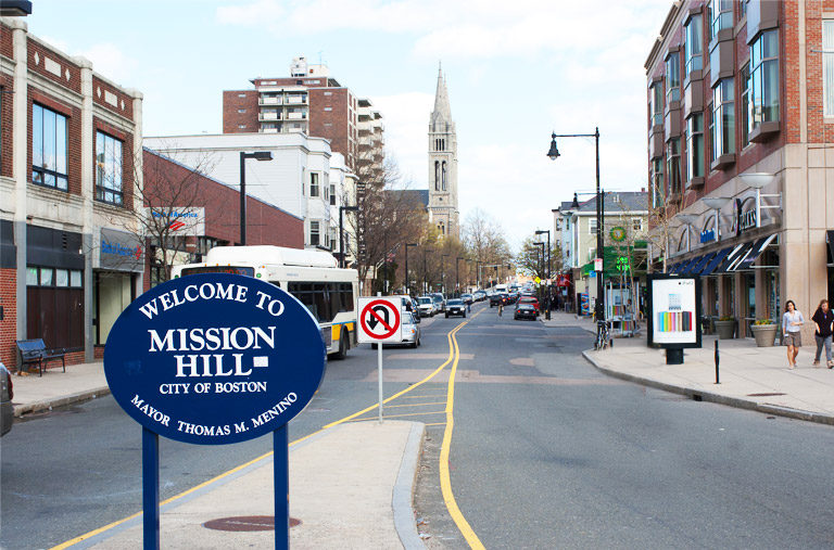 Buying in Mission Hill Area