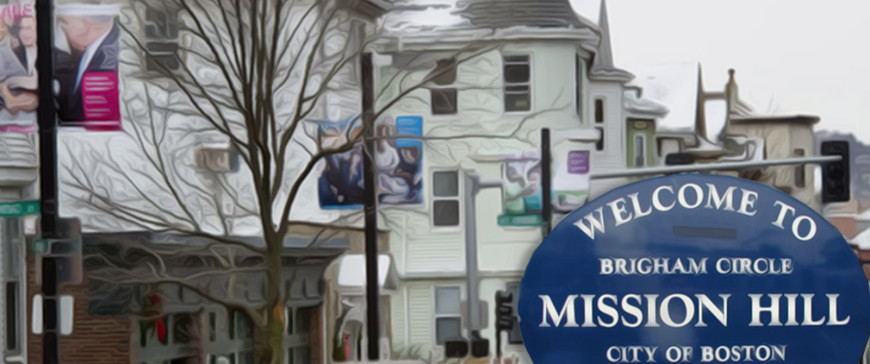 Mission Hill Neighborhood Boston MA