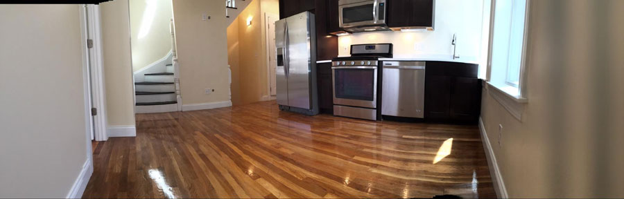 4 Bedrooms & Gorgeous Hardwood Floors: Under $4K/Month